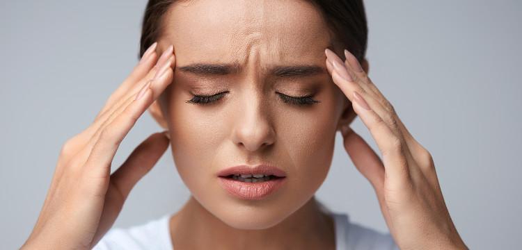 Az arcüreggyulladás egyértelmű jelei