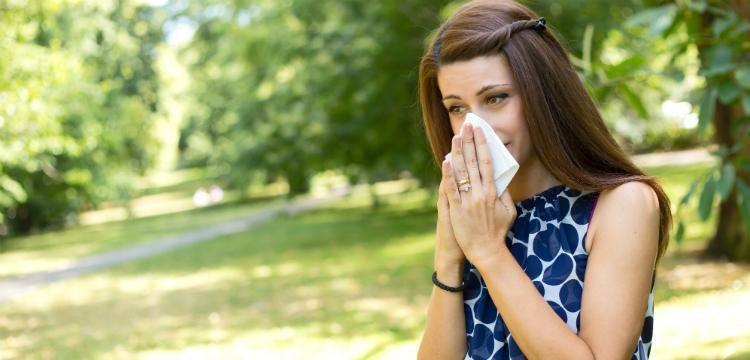 Allergiája van? Szénanáthától szenved tavasszal és egész nyáron?