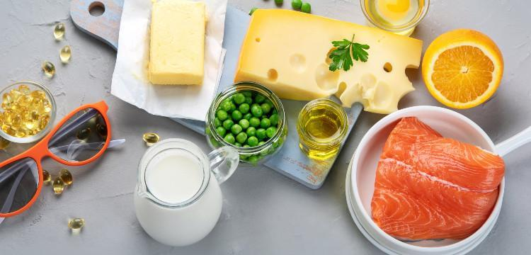 Miben van sok D-vitamin?