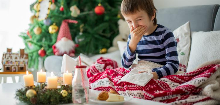 Mit tegyünk, ha karácsonykor betegszik le valaki a családból