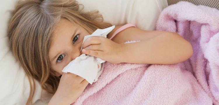 megfázás gyerekkorban
