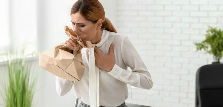 pánikrohamok látásromlása új a hyperopia kezelésében