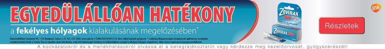 Ajakherpesz - Zovirax
