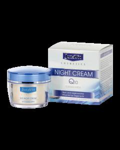 JutaVit Cosmetics Q10 éjszakai arckrém 50ml