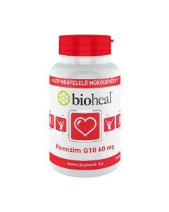 Bioheal Koenzim Q10 szerves Szelén E- és B1-vitaminnal lágykapszula 70x