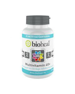 Bioheal Multivitamin+ 40 filmtabletta 70x