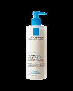 La Roche Posay (LRP) Lipikar Syndet AP+ szappanmentes tisztító gél 400 ml