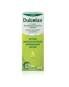 Dulcolax 7,5mg/ml belsőleges oldatos cseppek 15ml