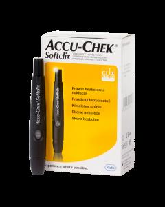 Accu-Chek Softclix ujjbegyszúró+lándzsa