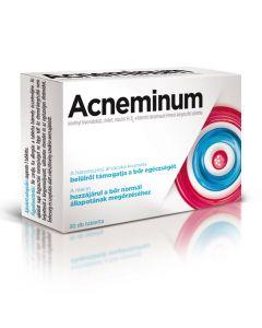 Acneminum étrend-kiegészítő tabletta 30x (