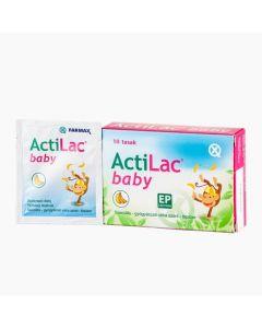 Actilac Baby tápszer por tasakos 10x