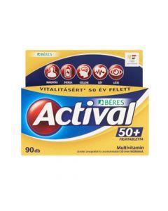 Actival 50+ filmtabletta 90x