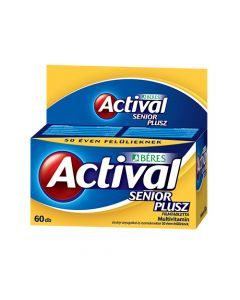 Actival Senior Plusz filmtabletta 60x