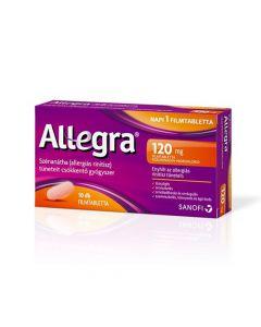 Allegra 120 mg filmtabletta 10x