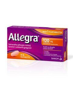 Allegra 120 mg filmtabletta 30x