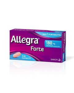 Allegra Forte 180 mg filmtabletta 10x
