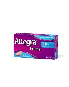 Allegra Forte 180 mg filmtabletta 30x