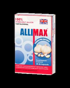 Allimax fokhagyma kapszula 30x