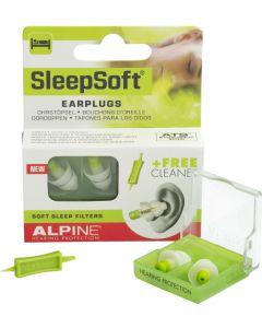 ALPINE Sleepsoft füldugó 1pár