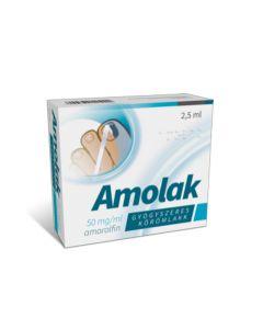 Amolak 50 mg/ml körömlakk III-as típus 2,5ml