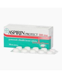 Aspirin Protect 300 mg gyomornedv ellenálló bevont tabletta 50x