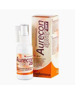 Aurecon Dry fülszárító spray 50ml