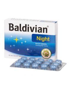 Baldivian Night bevont tabletta 30x | BENU Gyógyszertár Webshop