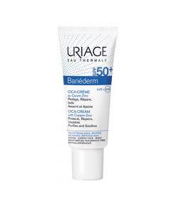 Uriage Bariéderm Cica Cu-Zn krém SPF50+ 40ml