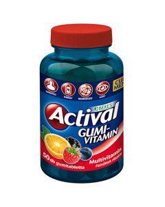 Béres Actival felnőtteknek gumivitamin 50x