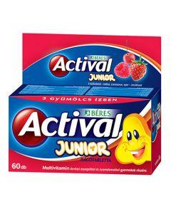 Actival Junior rágótabletta 60x