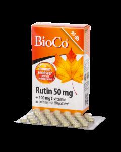 BioCo Rutin + C-vitamin tabletta 90x