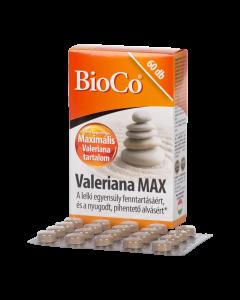 BioCo Valeriana MAX tabletta 60x