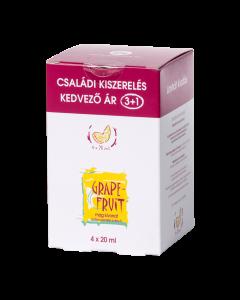 Bioextra Grapefruit mag kivonat 4x20ml