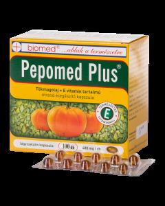 Biomed Pepomed Plus tökmagolaj kapszula 100x