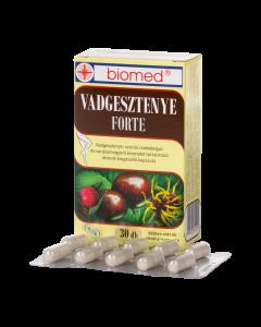 Biomed Vadgesztenye FORTE kapszula 30x