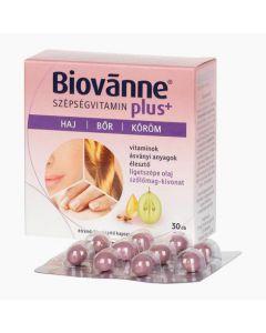 Biovanne Plus szépség vitamin kapszula 30x