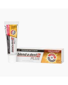 Blend-a-dent műfogsorrögzítő krém Prémium Plus Duo 40g