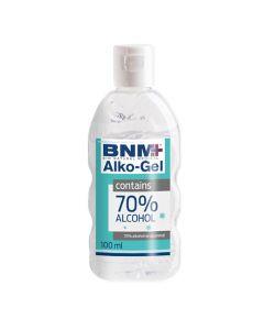 BNM Alko-gel 70% alkoholos kéztisztító gél 100ml