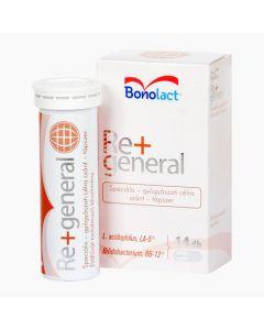 Bonolact Re+Generál tápszer kapszula 14x