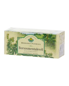 HERBÁRIA borsmenta filteres tea 25x1,5g