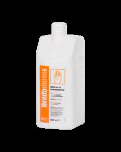 Bradoderm Soft higiénés kézfertőtlenítő és műtéti bemosakodó 1 liter