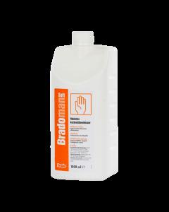 Bradoman Soft higiénés kézfertőtlenítő 1 liter