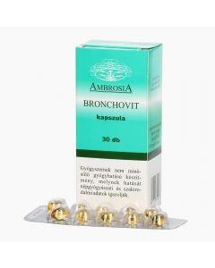 Bronchovit kapszula 30x