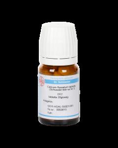 Calcium fluoratum tabletta (Schüssler 1) D12 80x