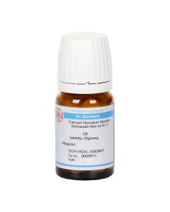 Calcium fluoratum tabletta (Schüssler 1) D6 80x