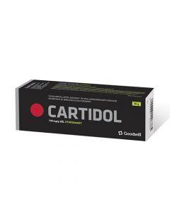 Cartidol 100 mg/g gél 50g