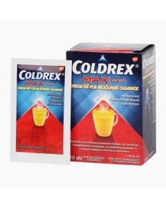 Coldrex MaxGrip citrom ízű por belsőleges oldathoz 10x