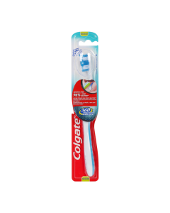 Colgate 360-fokos közepes fogkefe
