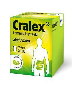 Cralex kemény kapszula 70x