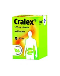 Cralex 125mg tabletta EGIS 60x
